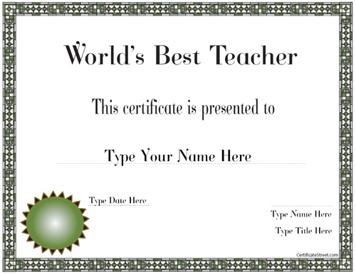 best-teacher-in-the-world-award