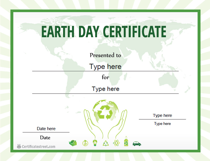Earth day certificate template publisher choice image certificate earth day certificate template publisher thank you for visiting yadclub nowadays were excited to declare that we have discovered an incredibly interesting yelopaper Image collections