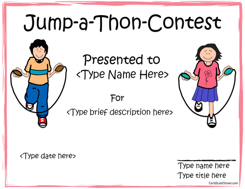 skipping-contest