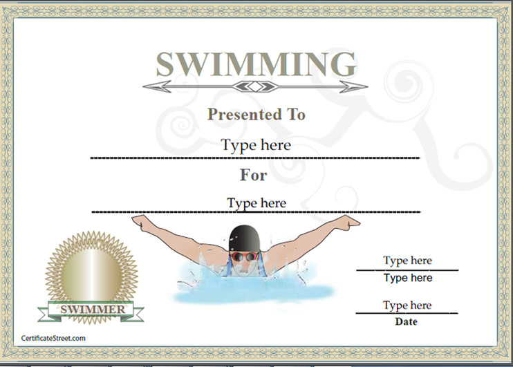 certificate-of-achievement-in-swimming