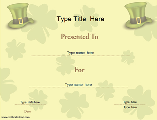 saint-patricks-day-certificate